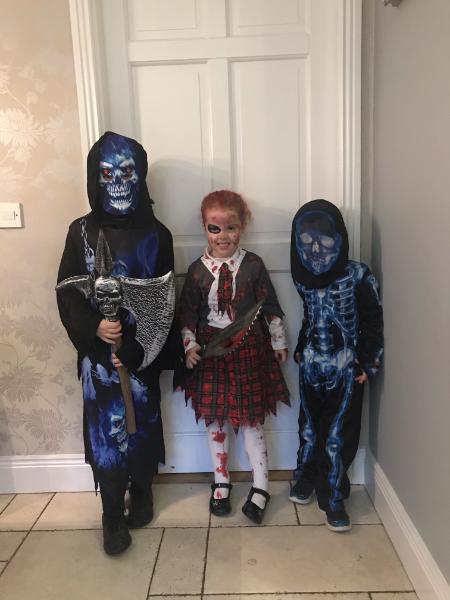 Dylan, Emma & Cian