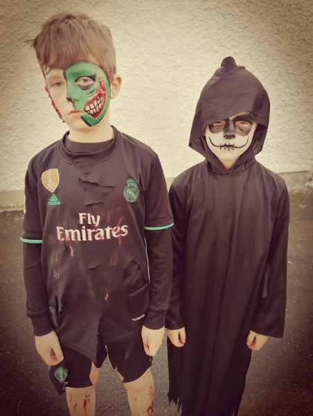 Adam & Timmy